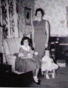 Ruth, Alicia & Melanie