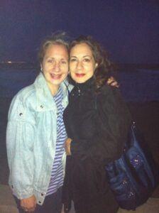 Michele & Melanie